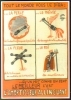 "Carte Postale : Affiche ""L'amortisseur Allinquant"" ( Illustration Jean Effel ) - Effel"
