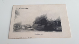 * WACHTEBEKE Overledebrug  Oblitéré En 1904 - Wachtebeke