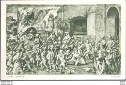 La Marche Au Calvaire , A.Dürer , Used , Circulee En 1962 - Malerei & Gemälde