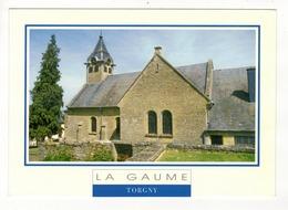 TORGNY - ROUVROY (La Gaume).  L'église. - Rouvroy
