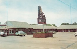 Richmond Kentucky, Maggard Motel And Restaurant, C1960s Vintage Postcard - Richmond