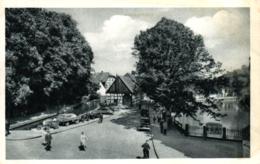 Detmold, Ameide Mit Mühle, Ca. 40er Jahre - Detmold