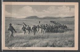 Etiopia - Tigrai - Truppe In Azione                             (g5505) - Etiopia