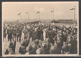 Libia - Visita Di Vittorio Emanuele III                             (g5506) - Libia