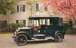 Austin London Taxicab  -  1934  -  Carte Postale - Taxi & Carrozzelle