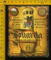 Etichetta Vino Liquore Bonarda F.lli Berteletti-Castello Di Lozzolo VC - Etichette