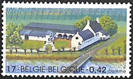 D - [154268]Belgique 2001 - N° 3017, Grande Ferme Typique - Damme, Agriculture, Nature, SNC - Agriculture