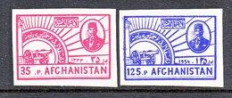 AFGHANISTAN   421-22   **   INDEPENDENCE - Afghanistan