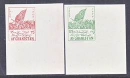 AFGHANISTAN   433-34   **   FREE  PASHTUNISTAN - Afghanistan