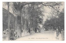 (23430-29) Brest - Une Allée Du Cours D'Ajot - Brest