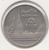 @Y@  Thailand    1 Baht   ( 5086 ) - Tailandia