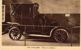 Renault Taxi De La Marne  -  1907  -  Carte Postale - Taxi & Fiacre
