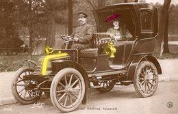Renault Taxi De La Marne  -  1907  -  Carte Postale - Voitures De Tourisme