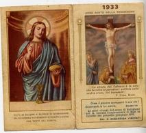 Santino - Anno Santo Della Redenzione 1933 - At1 - Santini