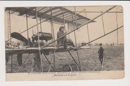 AVIATION Semaine D'Aviation Bordeaux Et 3 Autres Cartes (Brindejonc;Fequant;Thomas) - Other