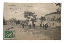 Montbron - Place Du Champ De Foire - Non Classés