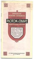 42 St Etienne Imprimerie Ploton Chave  Revue De  24 Pages - Livres, BD, Revues
