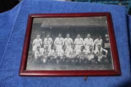 Photo Dédicacé De L'équipe De France De Rugby 1930 - Rugby