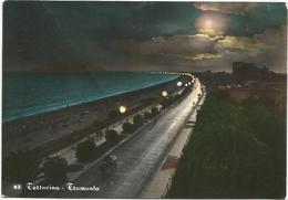 W1506 Terracina (Latina) - Panorama Al Tramonto - Sunset Coucher / Viaggiata 1963 - Altre Città