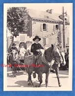 Photo Ancienne - BRETAGNE - Ville à Situer - Fête Locale Oeuvre Des Filets Bleus Costume Folklore Breton Concarneau ? - Lieux