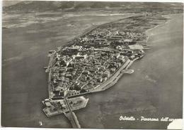 W1522 Orbetello (Grosseto) - Panorama Aereo Vista Aerea Aerial View Vue Aerienne / Viaggiata 1962 - Altre Città