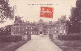 CPA 41 @ SALBRIS - Château De Rivaulde En 1914 @ Edition D.T - Salbris