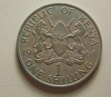 Kenya 1 Shilling 1968 - Kenya