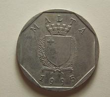 Malta 50 Cents 1995 - Malta