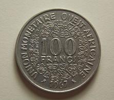 West African States 100 Francs 1967 - Monnaies