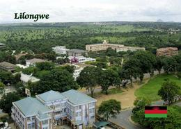 Malawi Lilongwe Overview New Postcard - Malawi