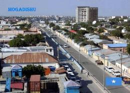 Somalia Mogadishu Overview New Postcard - Somalie