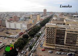 Zambia Lusaka Aerial View New Postcard - Zambia