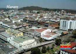 Zimbabwe Harare Aerial View New Postcard - Zimbabwe