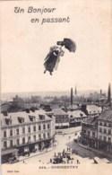 03 - Allier -  COMMENTRY  - Un Bonjour En Passant - Commentry