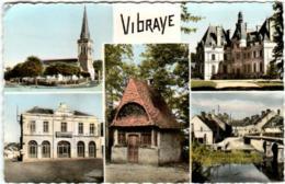 31pa 519 VIBRAYE - SOUVENIR - Vibraye