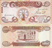 Iraq 2003 - 1000 Dinars - Pick 93 UNC - Iraq
