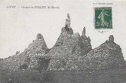 71)   GIVRY  -  Chaume De PONCEY St. Martin - Frankreich