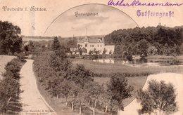 CPA Rare, Trebnitz I. Schies, Hedwigsbad - Poland