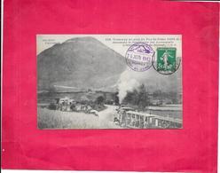 DEPT 63 - Tramway Au Pied Du PUY De DÔME - L'arrivée Au Col De Ceyssat - BES1 - - Altri Comuni