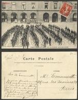 C.P.A.-- FRANCE-- -COMPAGNIE CYCLISTE  DE LA GARDE  REPUBLICAINE-- - Frankreich