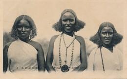 I64 - SOMALIE - SOMALI - Jeunes Filles - Somali Girls - Somalie