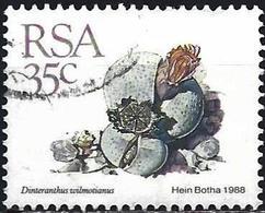 South Africa 1988 - Mi 752 - YT 669 ( Flower Of Succulent ) - Oblitérés