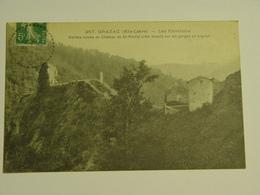 HAUTE LOIRE-GRAZAC-257-LES ENVIRONS - Frankreich
