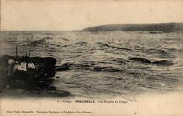 Congo Français - BRAZZAVILLE - Les Rapides Du Congo - Brazzaville