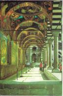 BULGARIA - Le Monastère De RILA - Galerie De L'église - Bulgarie