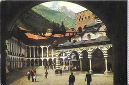 BULGARIA - Le Monastère De RILA - Aile Nord-est - Bulgarie