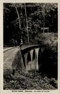 MOYEN CONGO - Mayumbe - Un Viaduc En Courbe - Pointe-Noire