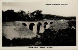 MOYEN CONGO - Mindouli - Le Viaduc - Congo Français - Autres