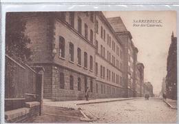 Zig3- AK - 086   - Saarbrücken , Kasernenstrasse , Rue Des Casernes - Wien