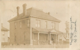 FLAGSTAFF CARTE PHOTO ARIZONA 1909 - Estados Unidos
